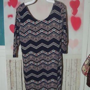 Xhilaration XL maxi dress